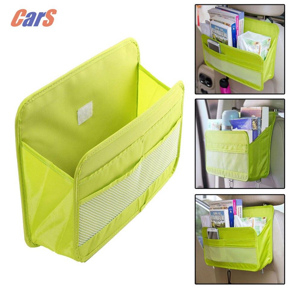 Car seat back pocketstorage organizer bag 14
