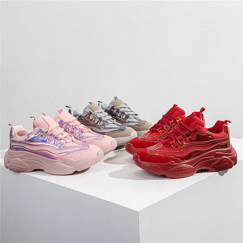 2019 molla di nuovo modo semplice di colore solido piatto scarpe da donna comode selvaggio di spessore suola scarpe casual2019 molla di nuovo modo semplice di colore solido piatto scarpe da donna comode selvaggio di spessore suola scarpe casual