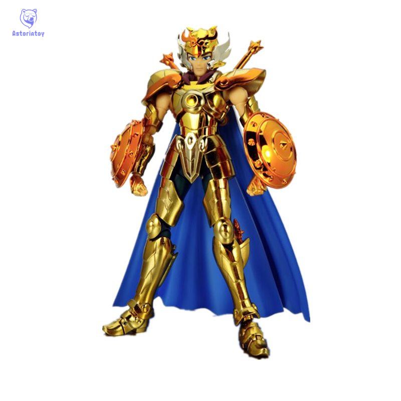 цена на Libra Dohko action figure Saint Seiya Cloth Myth EX 2.0 metal armor CS Aurora model toy
