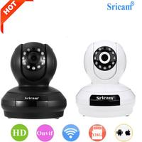 Original Sricam SP019 FHD1080P Wireless IP Camera H.264 High Resolution Support P2P CCTV WiFi Home Security IP PTZ Camera