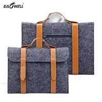 Woolen Felt Laptop Cover Case Notebook Sleeve Bag Pouch For Apple Macbook Pro Air 11 13
