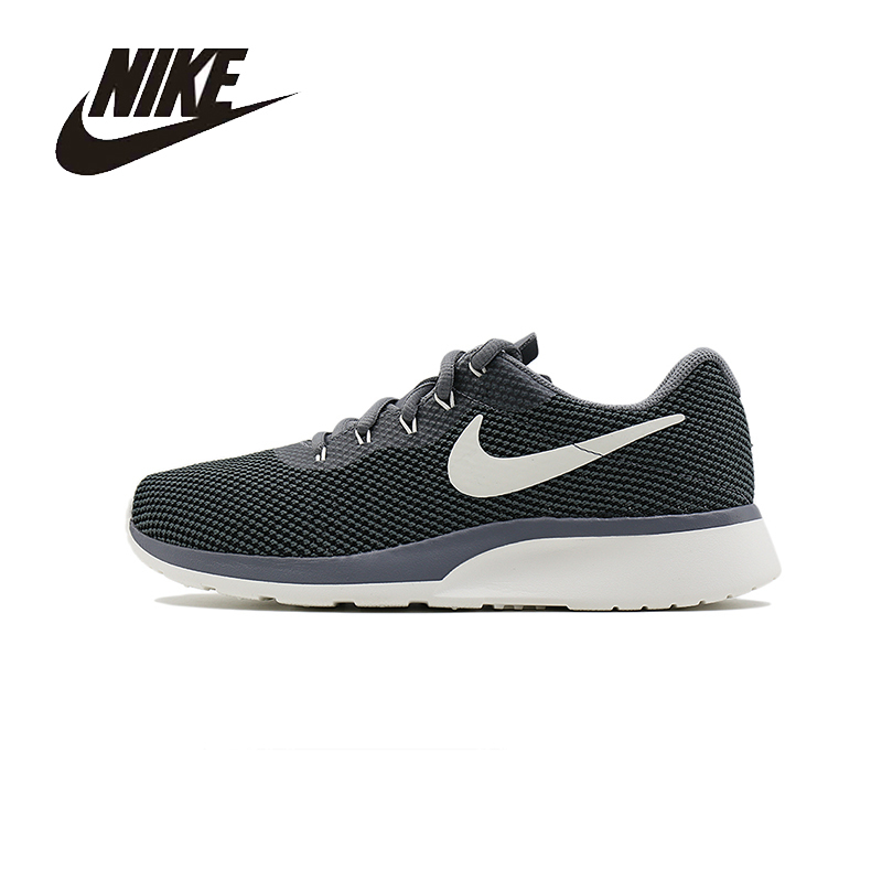 NIKE Original New Arrival 2017 TANJUN Mesh Womens Running Shoes Breathable  Stability  Comfortable Outdoor For Women#921668-003 adidas original new arrival boost womens running shoes breathable outdoor waterproof sneakers for women b44500