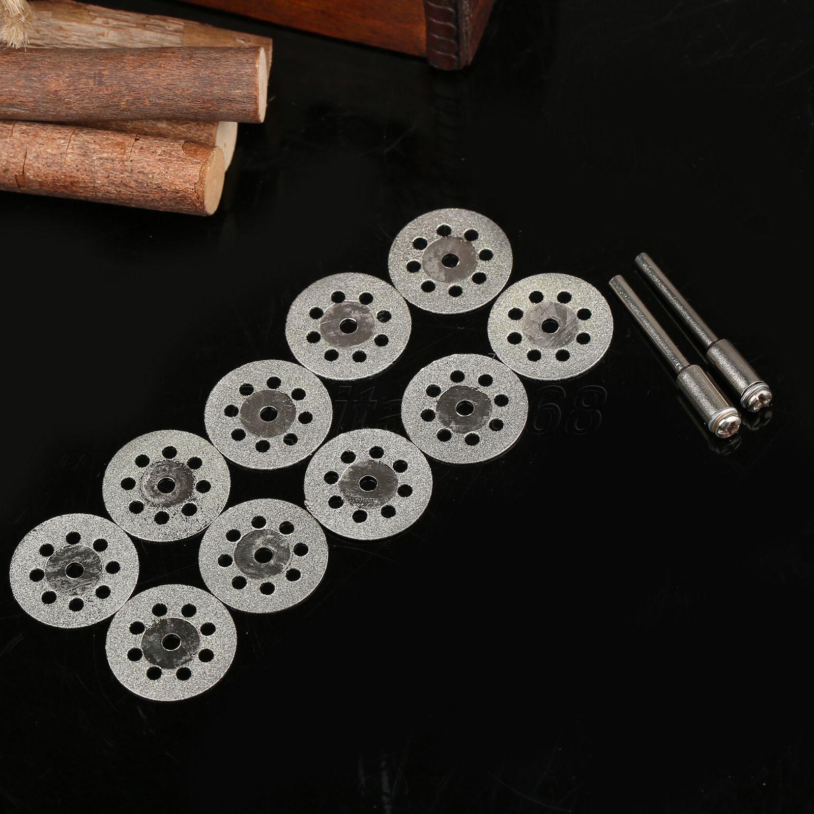 10x22mm Disc de tăiere a ferăstrăului circular Disc Dremel - Instrumente abrazive - Fotografie 4