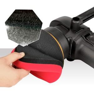 Image 5 - SPTA 5 אינץ כפול פעולה לטש 8mm אקראי מסלול מקצועי ליטוש מכונת 780W חשמלי מרוט לטש מכונית יופי כלים