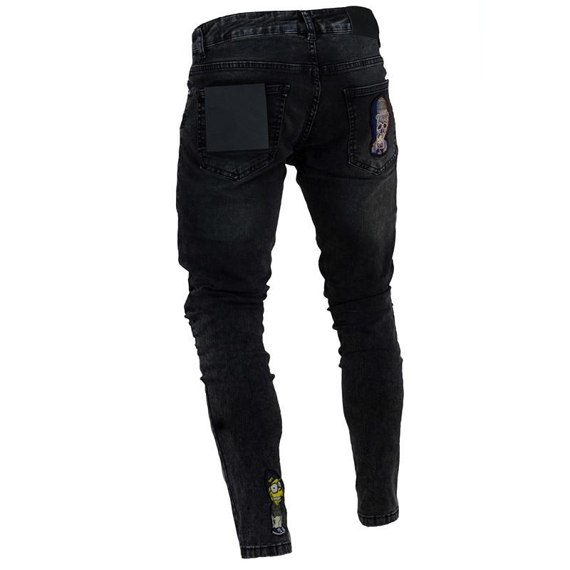 Stop118 Biker Jeans Slim 16