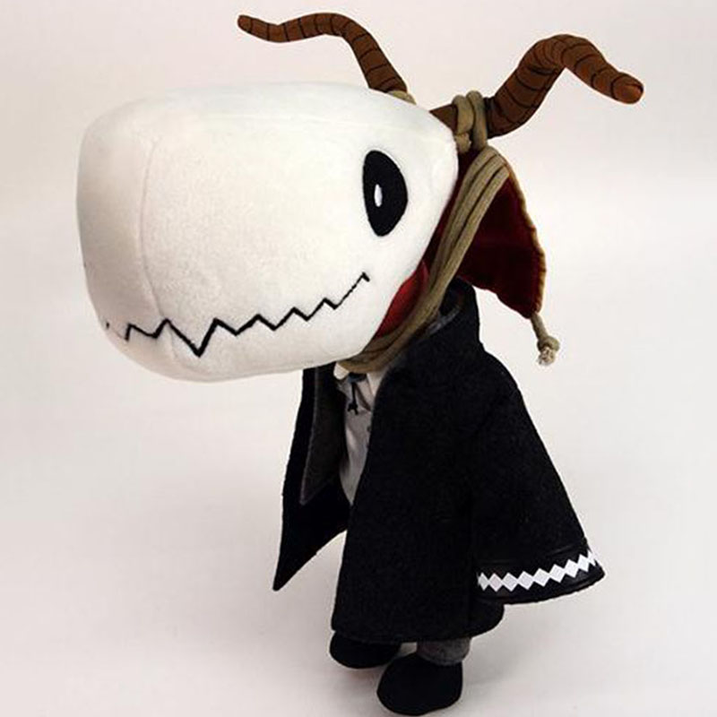 The Ancient Magus/' Bride Elias Ainsworth Cosplay Hold Plush Doll 40CM
