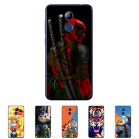 For Huawei Honor 6C Pro V9 Play 5.2 inch Solf TPU Silicone Case   Mobile     Phone   Cover Bag Cellphone   Housing   Shell Skin