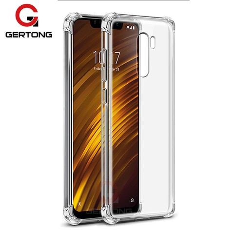 Transparent Cover Coque Case For Xiaomi Pocophone F1 Cases For Xiaomi Redmi Note 6 Pro 5 6A 5 Plus Shockproof Bags Shell Pakistan