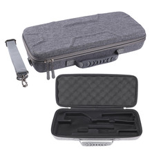 Case Bag for Zhiyun Clean Four Handheld Gimbal Stabilizer-Additional Room for Equipment Laborious Field Journey Carrying Shoulder Storage