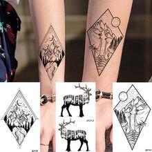 Wysokiej Jakości Tymczasowy Tatuaż Drzewo Kupuj Tanio
