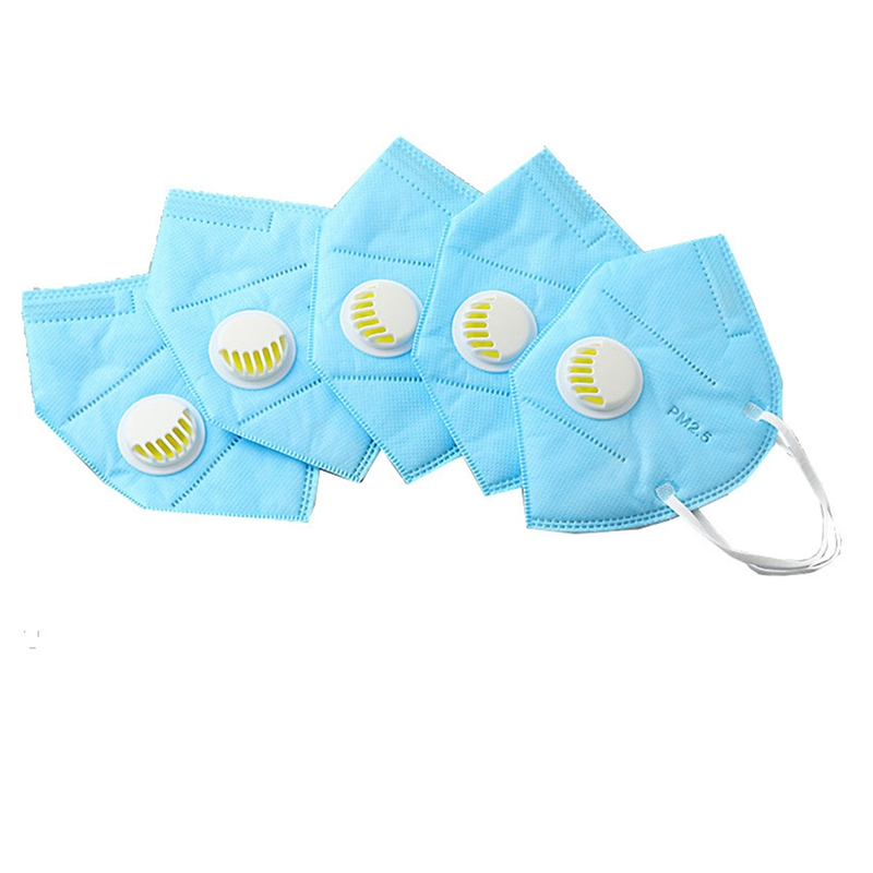 1 Pc Aktivkohle Faltbare Staub Maske Holzkohle Partikel Filter Atemschutz Atmungs Gesicht Maske Arbeitsplatz Sicherheit Liefert