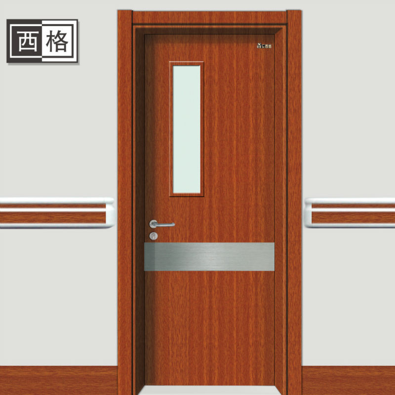 Hpl Hospital Door Composite Wood Environmental Protection Sound Insulation In Doors From Home Improvement On Aliexpress Alibaba Group