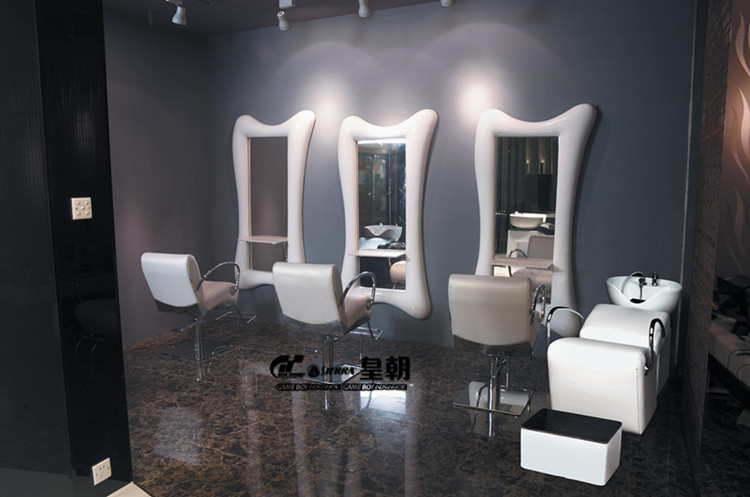 Manufacturers Selling European Upscale Hairdressing Salons Haircut Jingyi Mirror. The Beauty Salon Jingyi