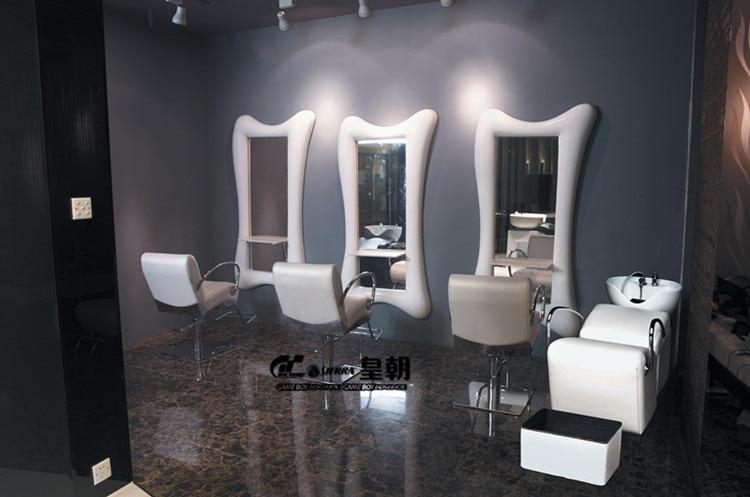 Manufacturers Selling European Upscale Hairdressing Salons Haircut Jingyi Mirror. The Beauty Salon Jingyi