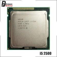 Intel core i5-2500 i5 2500 3.3 ghz processador central quad-core 6 m 95 w lga 1155