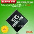 2016 versión 100% original Más Nuevo Setool box Paquete con Tarjeta SE Tool (10 cables) SELG Fusión Caja-envío Gratis