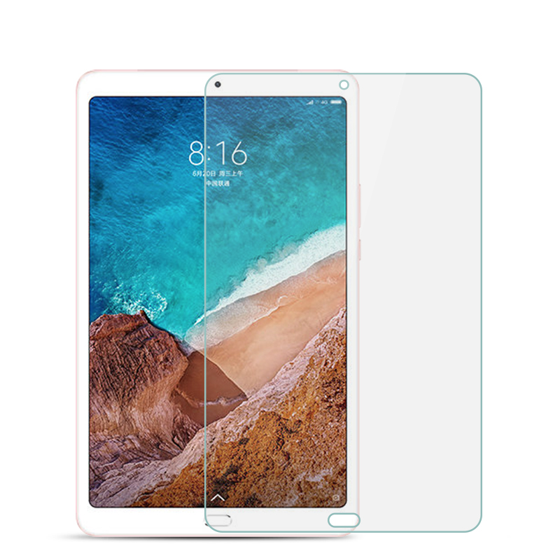 Tablet Screen Protectors For Xiaomi Mi Pad 4 Plus Mi Pad 4 Tempered Glass For Lenovo Tab E7 E8 E10 M7 M8 Protective Film Glass