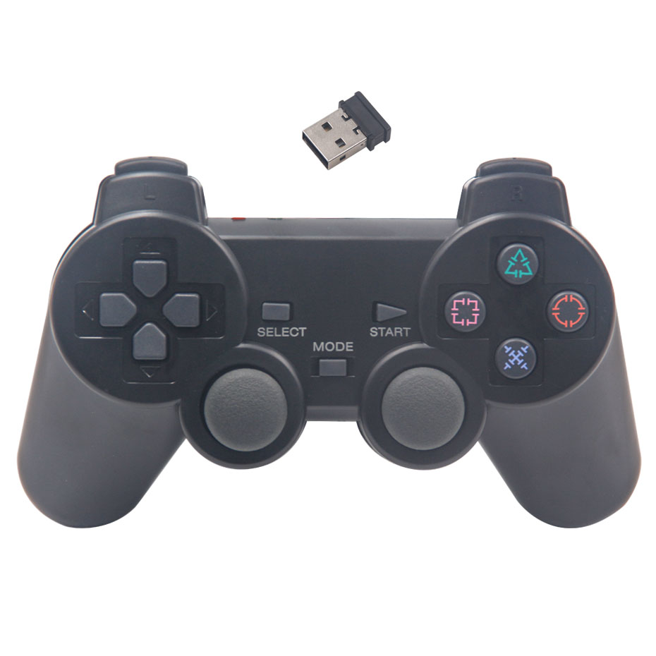 Gamepad Wireless Bluetooth Controller For PC PS 3 PC 360 Controller Game Joystick Bluetooth Receiver