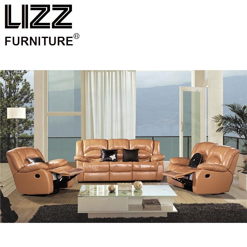 Power Recliner Sofas Loveseat Chair Sectional Office Sofa Set Living Room Furniture Modern Scandinavian Canape Leather Divani