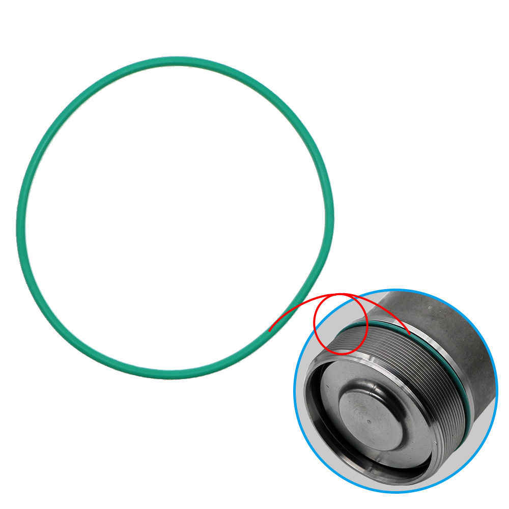 hight resolution of dq200 0am dsg 7 gearbox transmission accumulator seal ring forvw for audi for skoda