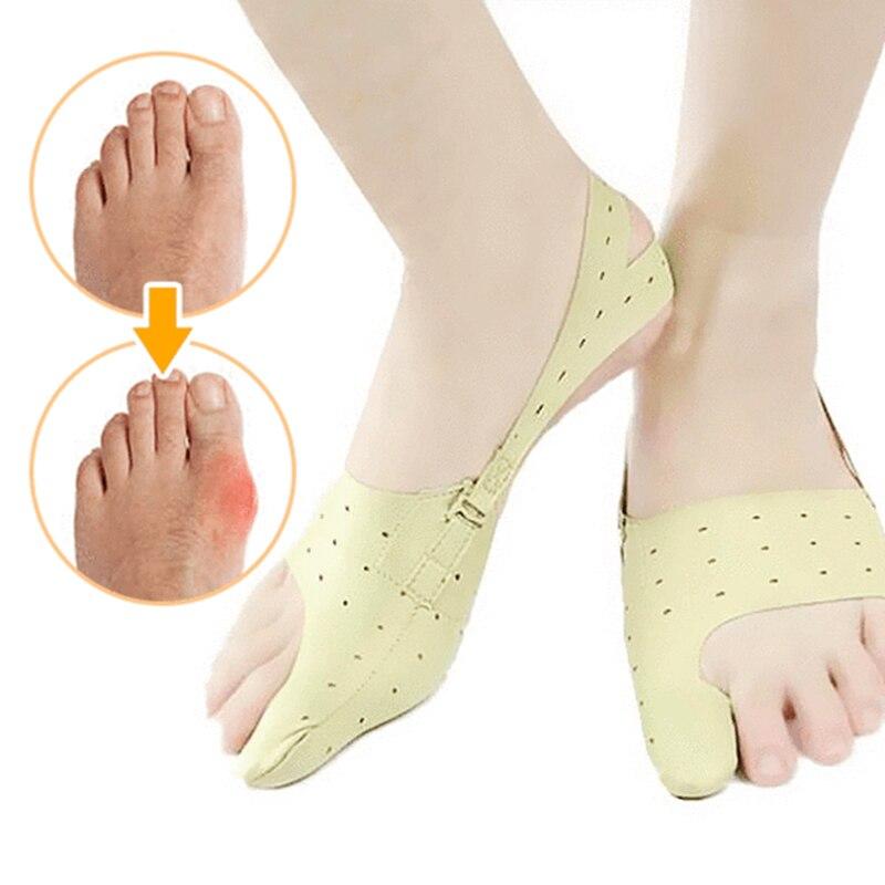 1pcs Hallux Valgus Corrector Toe Separator Plantar Fasciitis Orthopedic Insoles Bunion Corrector Feet Care Pedicure Tools