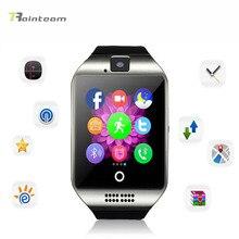 Neue Bluetooth Apro Smart Uhr Wasserdicht Unterstützung NFC Sim-karte 1,3 Mt Kamera Für Android Samsung Für Xiaomi Telefon Smartwatch