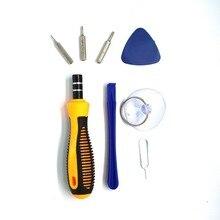 7 в 1 отвертка инструмент для ремонта мобильных телефонов набор ручных инструментов для iPhone 6S 6 7 8 Plus 5 5S Xiaomi Tablet PC