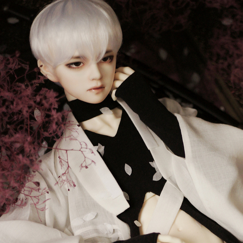 New Product BJD Doll Hwayoung 1/3 Fashion Korean Male Idol BTS JK Style Ball Jointed Dolls Resin Figure Gifts Toy DistantMemory