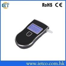 Hot selling Professional Police Digital Breath Alcohol Tester Breathalyzer