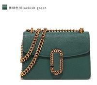 Брендовая женская сумка из натуральной кожи, сумка на плечо, цепь для сумки