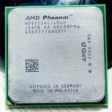 Original AMD CPU Phenom X4 9550 processor 2.2G AM2+ 940 Pin  Quad CORE / 2MB L2 Cache 95w
