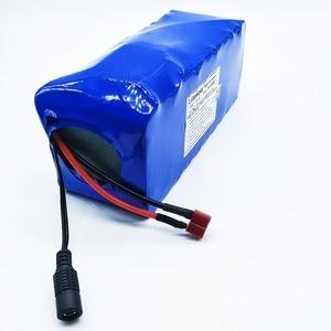 Image 5 - LiitoKala 36 V 500 W batteria 18650 batteria al litio 36 V 8AH Con bms batteria Elettrica della bici con il PVC caso per la bicicletta elettrica