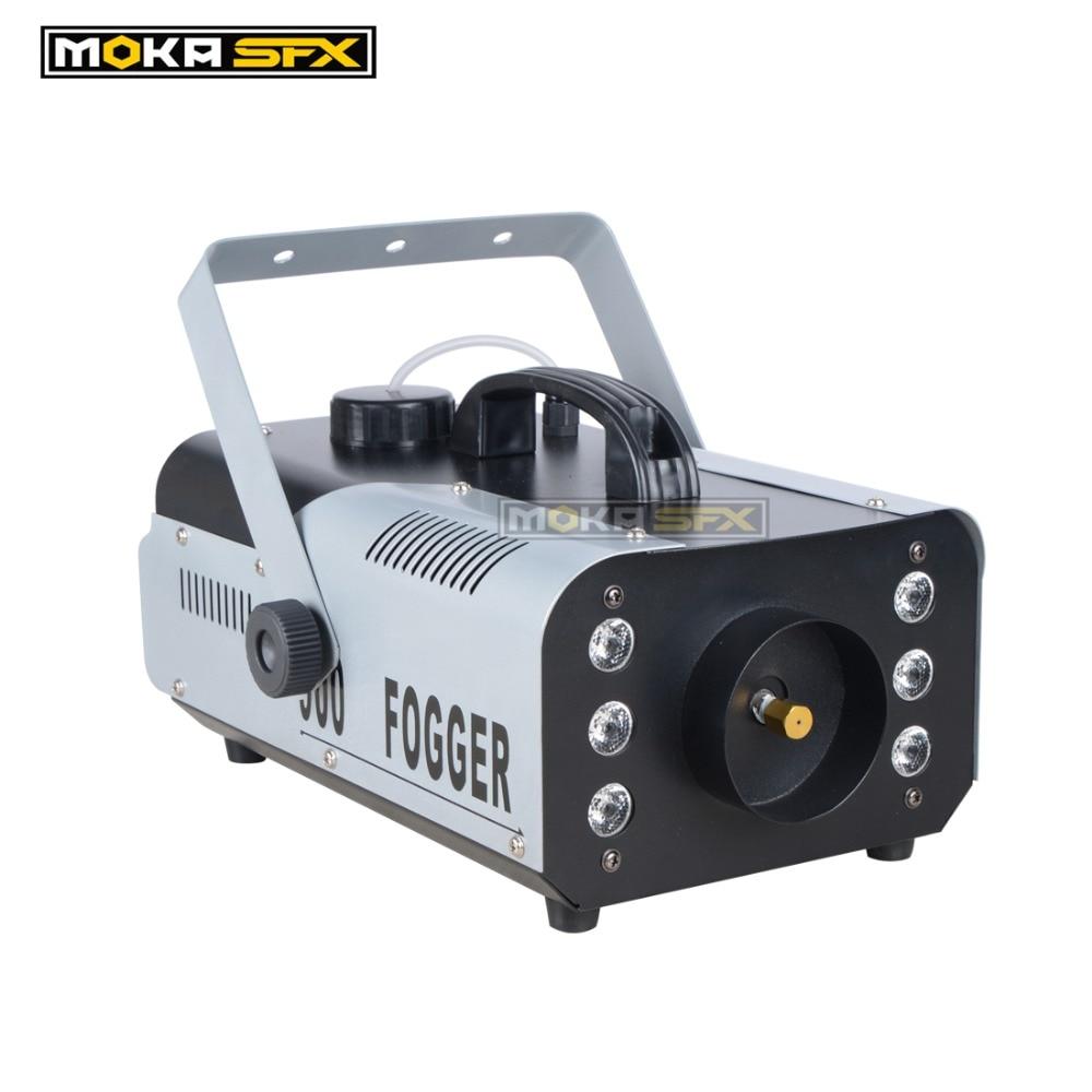 4pcs/lot 900W Led Power Fog Machine System For Entertainment DJ Equipment