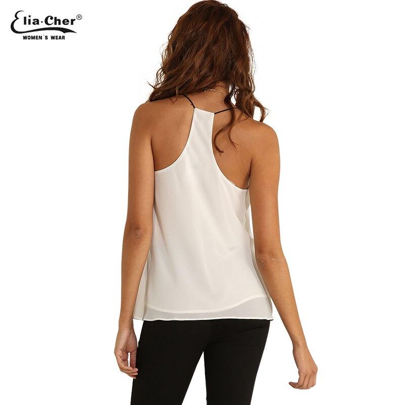 Elia Cher бренд Новое Поступление, мода белый шифон подтяжки, верхняя одеджда,качества ткани, большой размер женская одеда