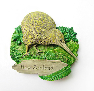 <font><b>New</b></font> <font><b>Zealand</b></font> chicks <font><b>souvenirs</b></font> <font><b>fridge</b></font> stickers image