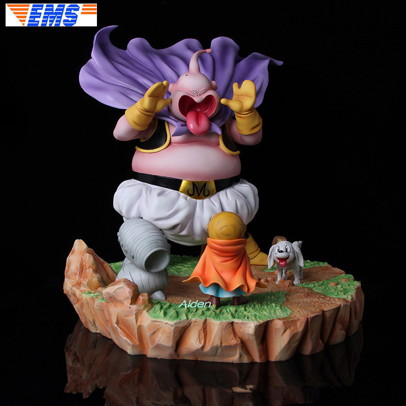 13 Statue Bust DRAGON BALL Majin Buu 1:6 Full-Length Portrait GK Action Figure Collectible Model Toy BOX 32CM B45513 Statue Bust DRAGON BALL Majin Buu 1:6 Full-Length Portrait GK Action Figure Collectible Model Toy BOX 32CM B455