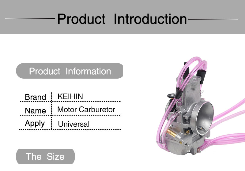 Кэйхин Alconstar ШИМ-34-40 мм карбюратор для мотоцикла 125сс-250сс 2Т 4Т ход гонки PWM34 36 38 40 карбюратор с мощность струи