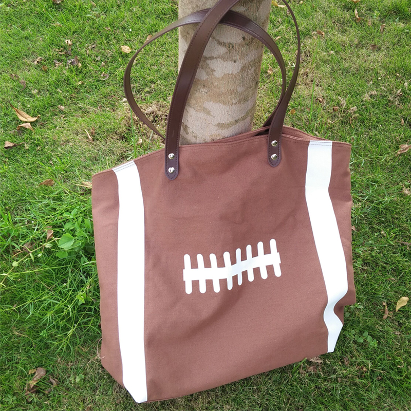 Ready In Stock Ball Tote Blanks Canvas Tote Pattern, Wholesale Foot Tote With Inside Zip ...