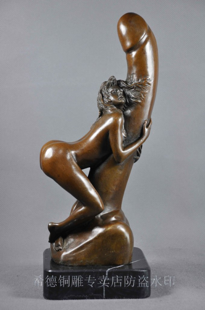 Bronze sculpture, crafts copper sculpture fashion bronze sculpture, human body home decoration us-008Bronze sculpture, crafts copper sculpture fashion bronze sculpture, human body home decoration us-008