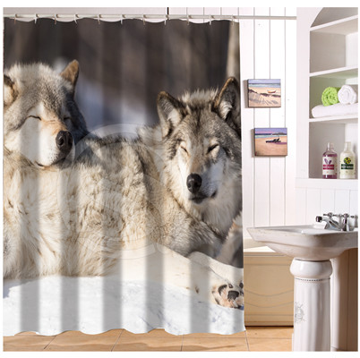 Online Get Cheap Wolf Curtains  Aliexpress   Alibaba Group
