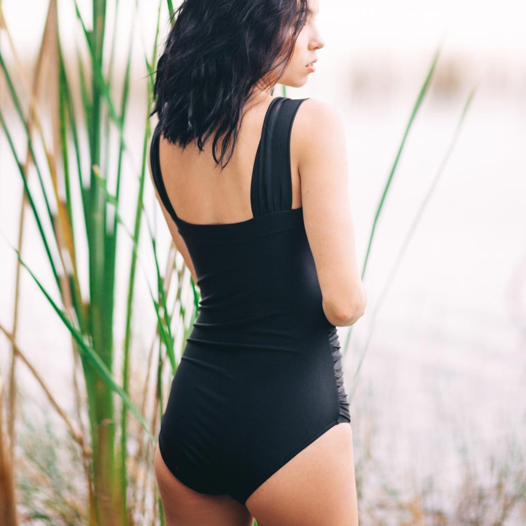 Professional One Piece Competition Swimsuit Women Racerback High Cut Racing Women's Swimwear Sport Swimming One-Piece Suits