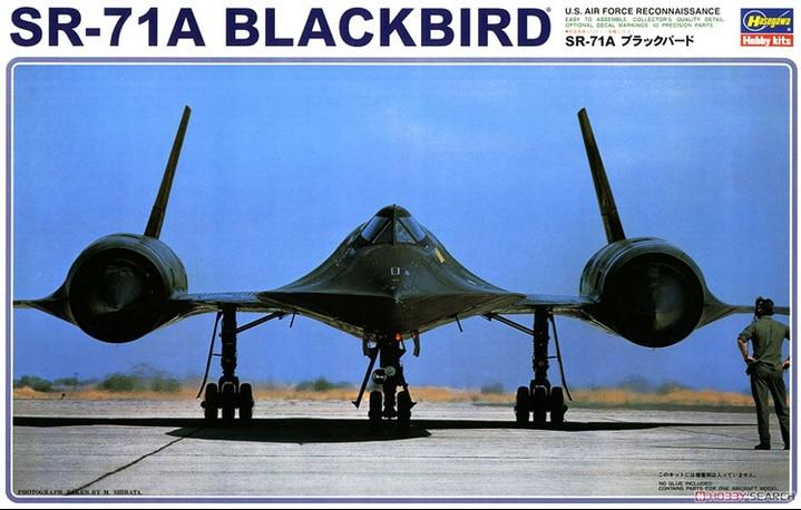 Assemble 04056 American SR-71 Blackbird Reconnaissance Aircraft 1/72 35150 american blue wave mk ii assemble model boat 1 35