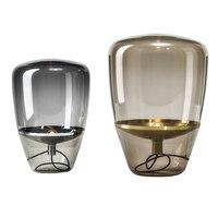 Скандинавский стеклянный абажурная настольная современная лампа настольная лампа для гостиной Декор для комнат и офисов прикроватная кре