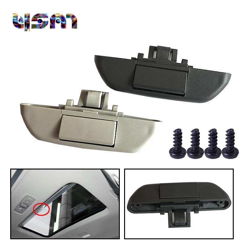 YSM Car Rear Sunroof Shade Handle 4L0898924B 4L0 898 924 B Fit for Audi Q7 2007 2008 2009 2010 2011 2012 2013 2014 2015