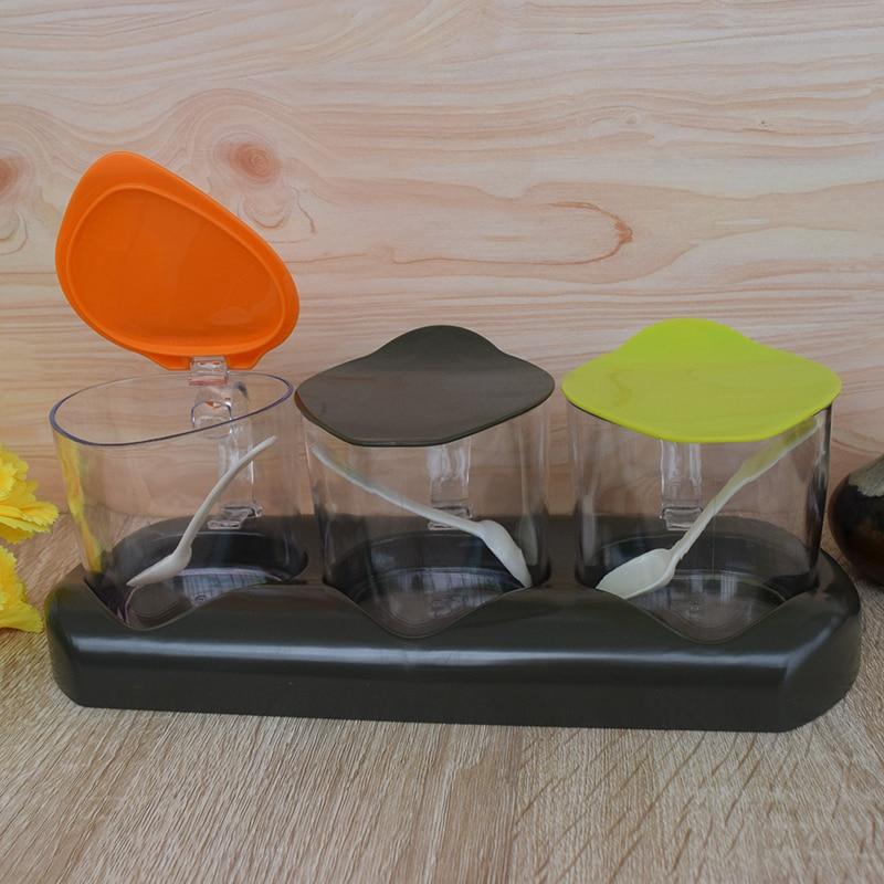 Прозрачная пластиковая приправа - Организация и хранения в доме - Фотография 6