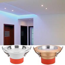 5W AC85-265V LED Ceiling Light Durable Recessed Lamp for Home Room Indoor