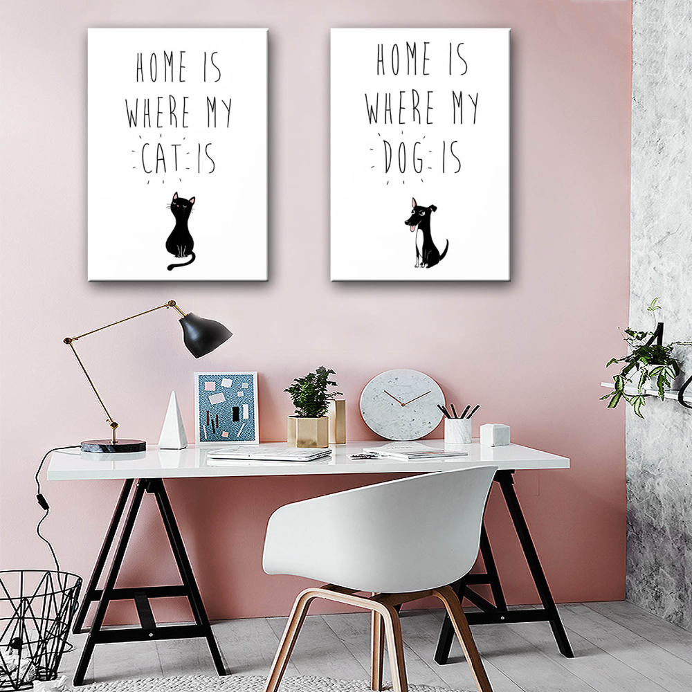 ab187a509056 ᑐHD Animal lienzo Impresión de arte cartel de pintura
