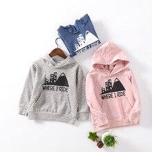 2016 Winter Children Clothing Kids Fleece Sweatshirt