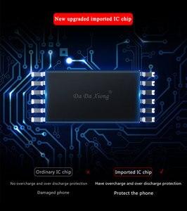 Image 2 - Оригинальный мобильный телефон, полимерный аккумулятор для iPhone 6 6s Plus, замена батареи высокой емкости, Подарочные инструменты + наклейки, 2020