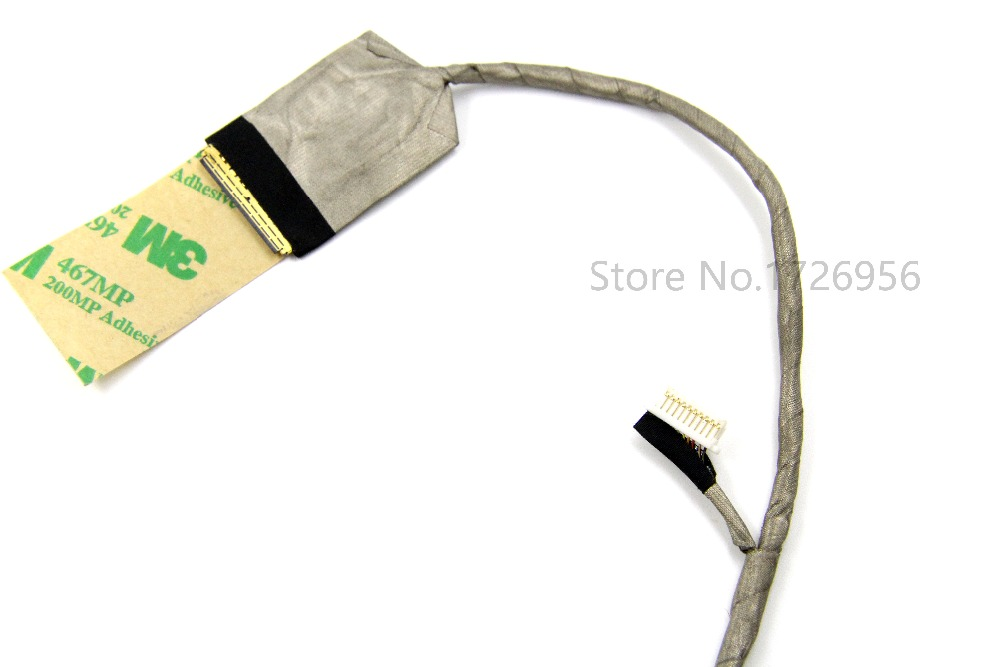 New For HP EliteBook 8540P 8540W 8540 LCD LVDS Display Cable KAQ00 DC02000RX10